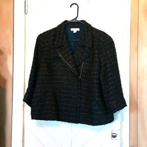 CWC plaid jacket